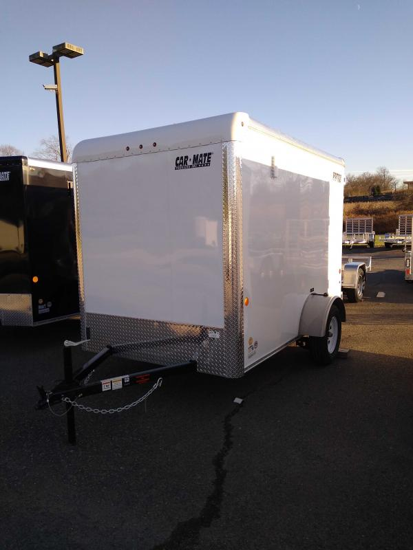 2021 Car Mate Trailers CM610EC Enclosed Cargo Trailer