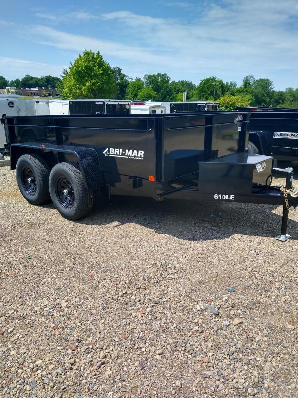 2021 Bri-Mar DT610LP-LE-10 Dump Trailer