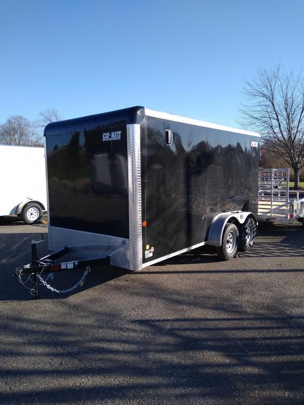 2021 Car Mate Trailers CM716EC-HD Enclosed Cargo Trailer
