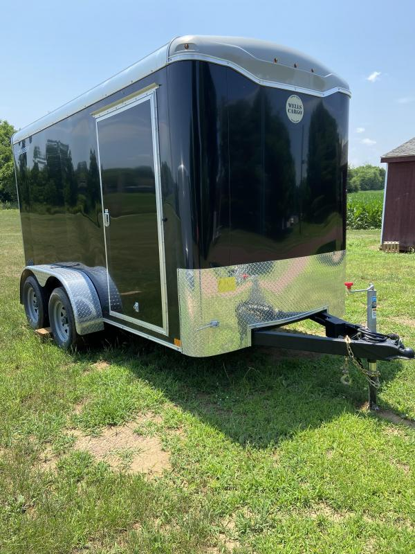 2020 Wells Cargo RF612T2 Cargo Trailer Enclosed Cargo Trailer