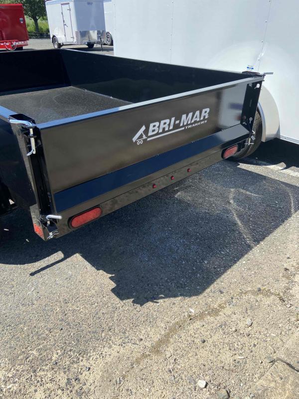 2022 Bri-Mar DTR508LP-3 Dump Trailer