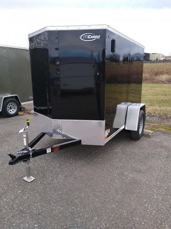 2021 ITI Cargo Y6008SA Enclosed Cargo Trailer