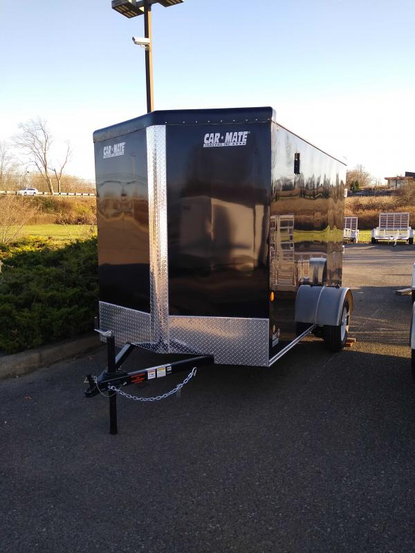2021 Car Mate Trailers CM610ECV Enclosed Cargo Trailer