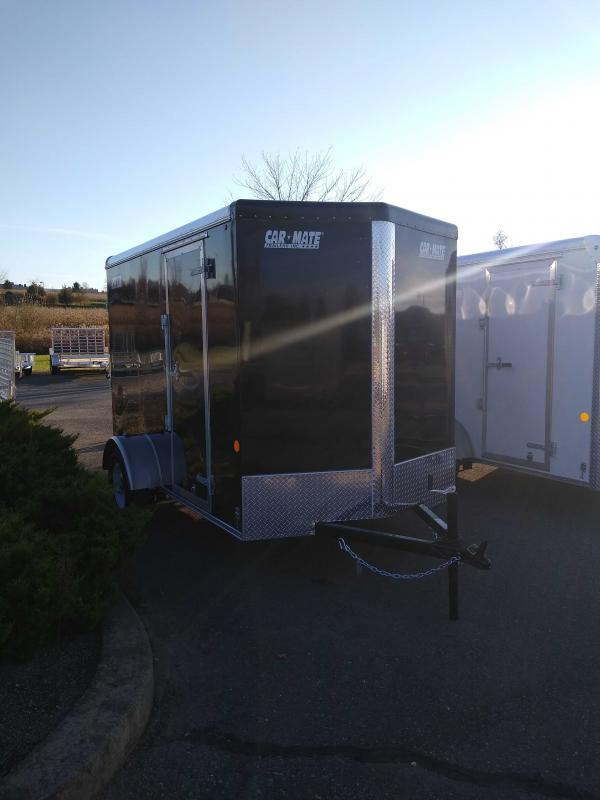 2021 Car Mate Trailers CM610ECV Enclosed Cargo Trailer