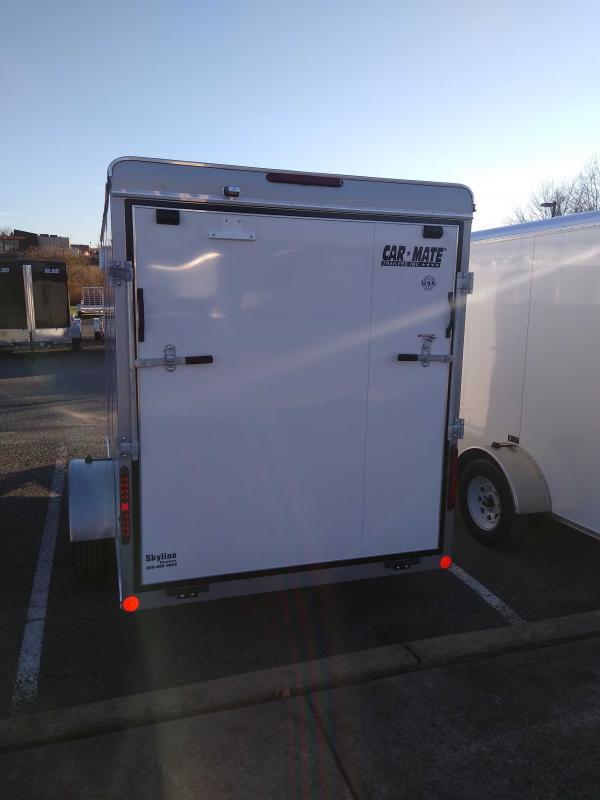 2021 Car Mate Trailers CM612ECV Enclosed Cargo Trailer