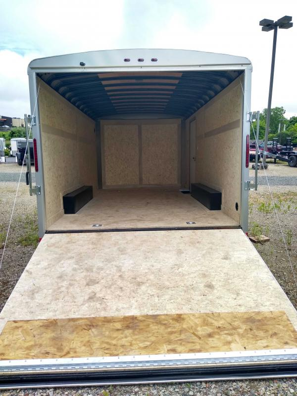 2020 Wells Cargo RF8516T2 Enclosed Cargo Trailer