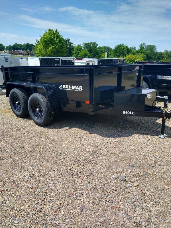 2021 Bri-Mar DT612LP-LE-10 Dump Trailer