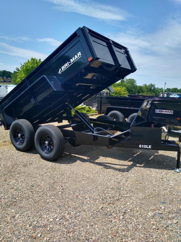 2021 Bri-Mar DT610LP-LE-10 Dump Trailer