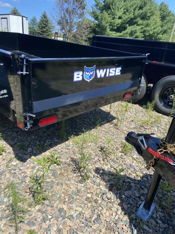 2022 BWise DTR510LP-5 Dump Trailer