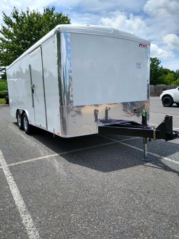 2021 Pace American PSADA8.5X18TE3RD Enclosed Cargo Trailer