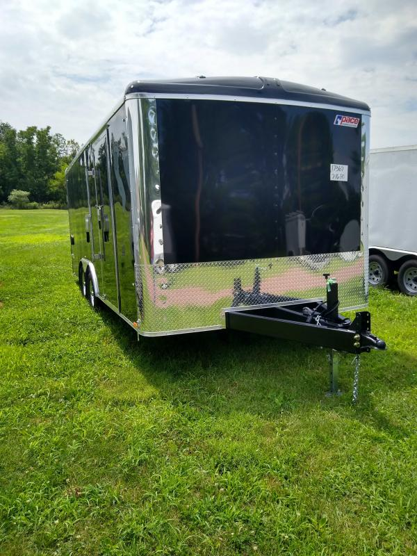2021 Pace American PSADA8.5X18TE2RD Enclosed Cargo Trailer