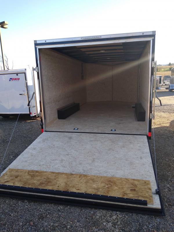 2021 Pace American PSAAB8.5X16TE1FF Cargo Trailer Enclosed Cargo Trailer