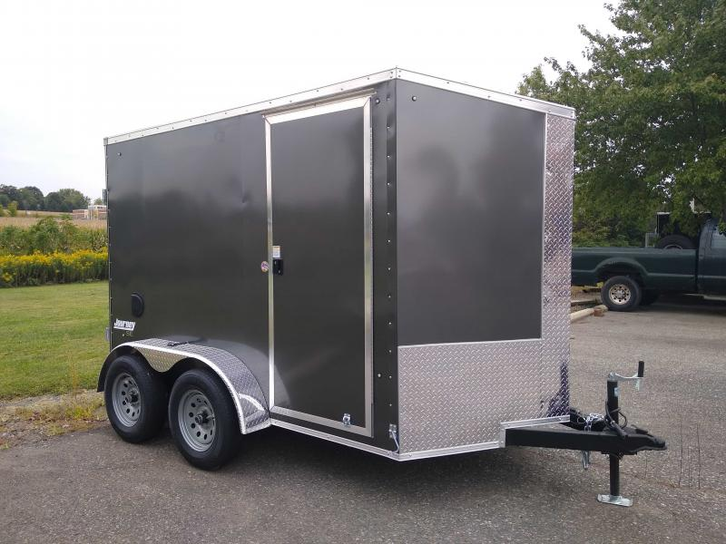 2021 Pace American JV6X10TE0SE Enclosed Cargo Trailer