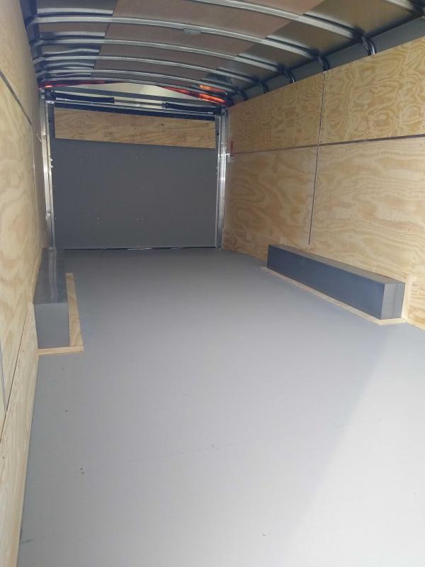 2021 ITI Cargo ITI8X24 Enclosed Cargo Trailer