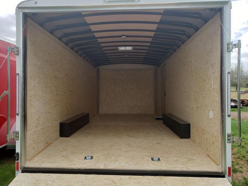 2021 Pace American CS85X18TE2 Enclosed Cargo Trailer