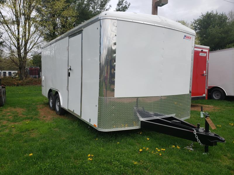 2021 Pace American CS85X18TE2 Enclosed Cargo Trailer