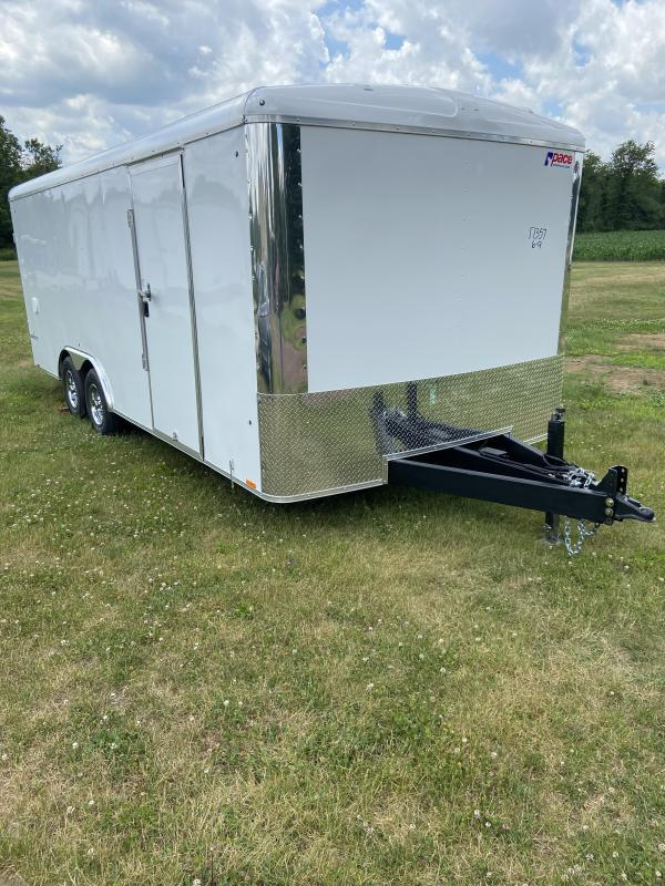 2021 Pace American PSADA8.5X20TE3RD Enclosed Cargo Trailer