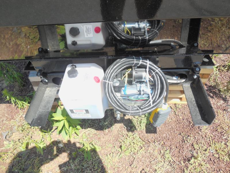 2021 Bri-Mar DI-100-8 Truck Bed
