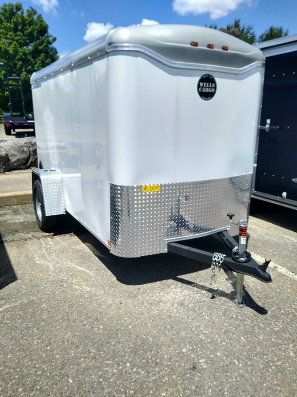 2020 Wells Cargo RF510S2 Enclosed Cargo Trailer