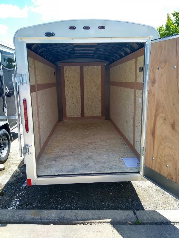 2020 Wells Cargo RF510S2 Enclosed Cargo Trailer