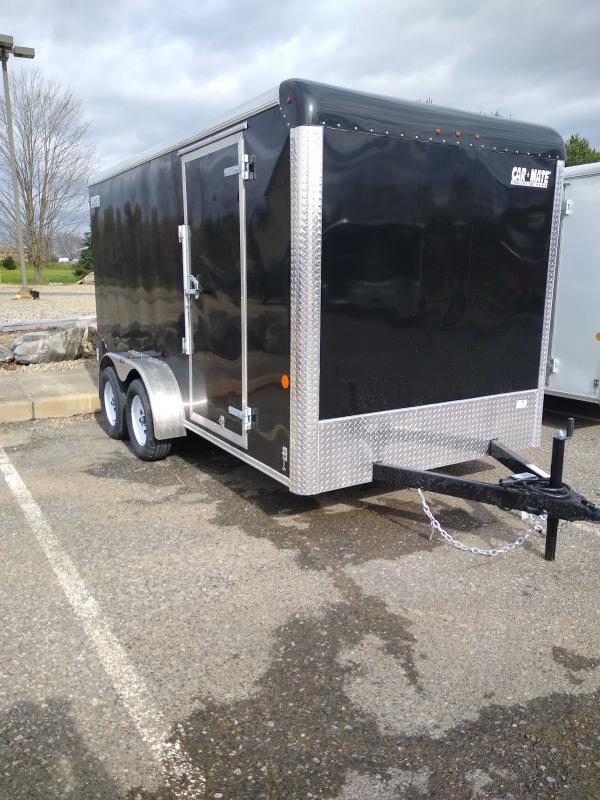 2021 Car Mate Trailers CM714EC-HD Enclosed Cargo Trailer