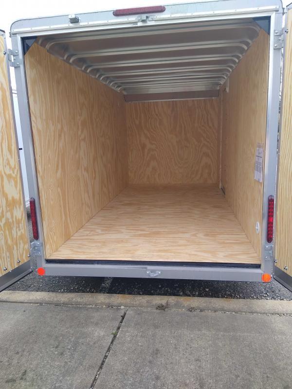 2021 Car Mate Trailers CM714EC-HD Enclosed Cargo Trailer