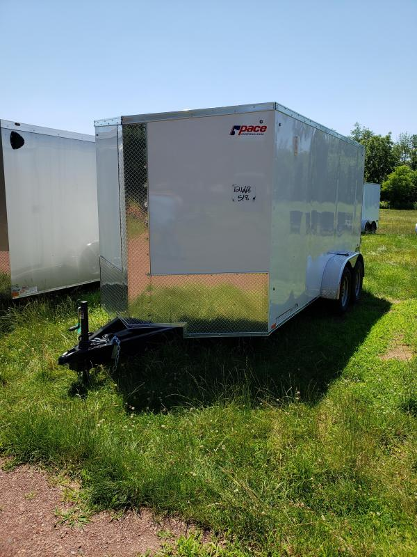 2020 Pace American PSCBC7.0X14TE2FF Enclosed Cargo Trailer