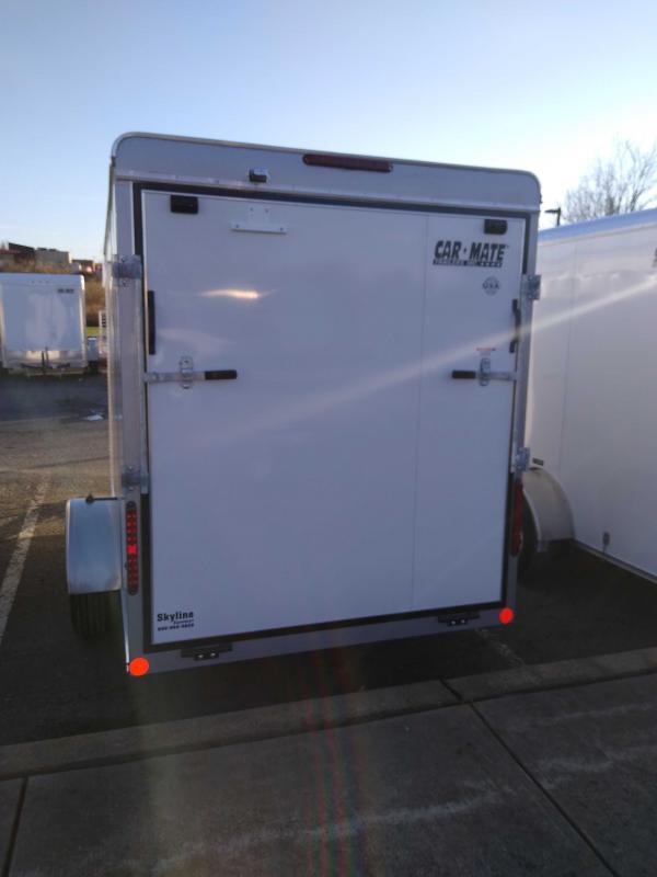 2021 Car Mate Trailers CM612EC Enclosed Cargo Trailer