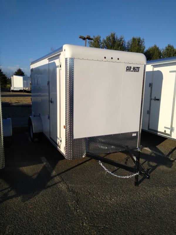 2021 Car Mate Trailers CM612EC Enclosed Cargo Trailer