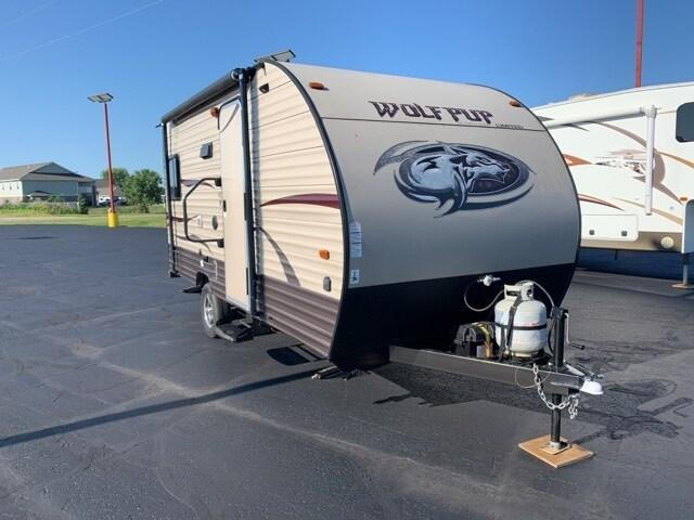 2016 Forest River M17CJ Other Trailer