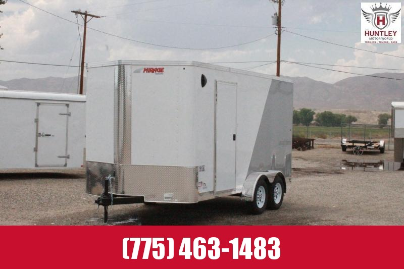 2021 Mirage Trailers 7X14 Enclosed ATV Cargo Trailer  $6595