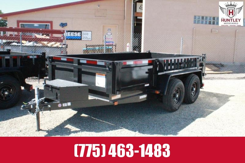 2020 Carry-On 6x12 Dump LP 10k Dump Trailer