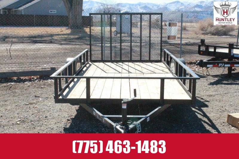 2021 Carry-On 6X14GWTTR Utility Landscape Trailer