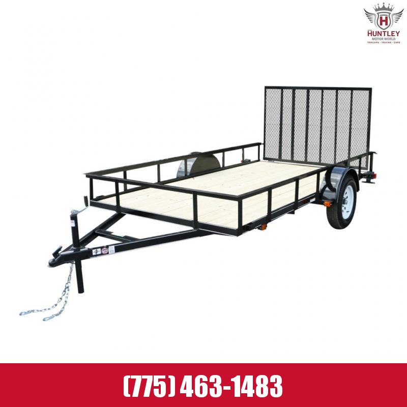 6X14GWTTR 2021 Carry-On Landscape/Utility Trailer