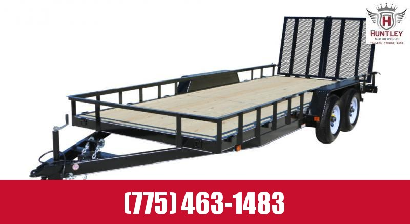 2021 Carry-On 7X16HDLAND Utility Trailer