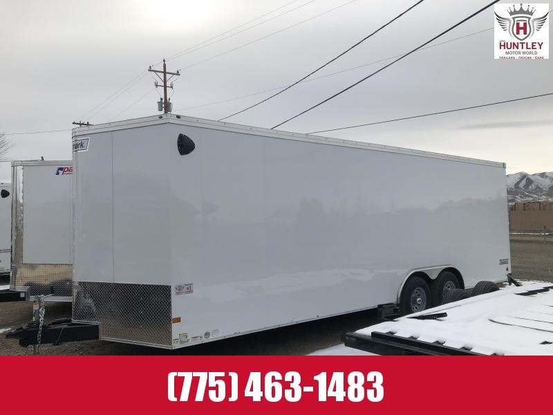 2021 Haulmark TSV8524T3 Enclosed Cargo Trailer $10995