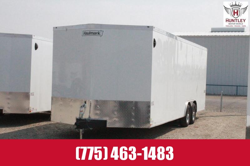 2021 Haulmark TSV8524T3 Cargo/ Enclosed Trailer