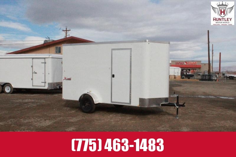 2021 Mirage Trailers XPS612SA Enclosed Cargo Trailer $4395