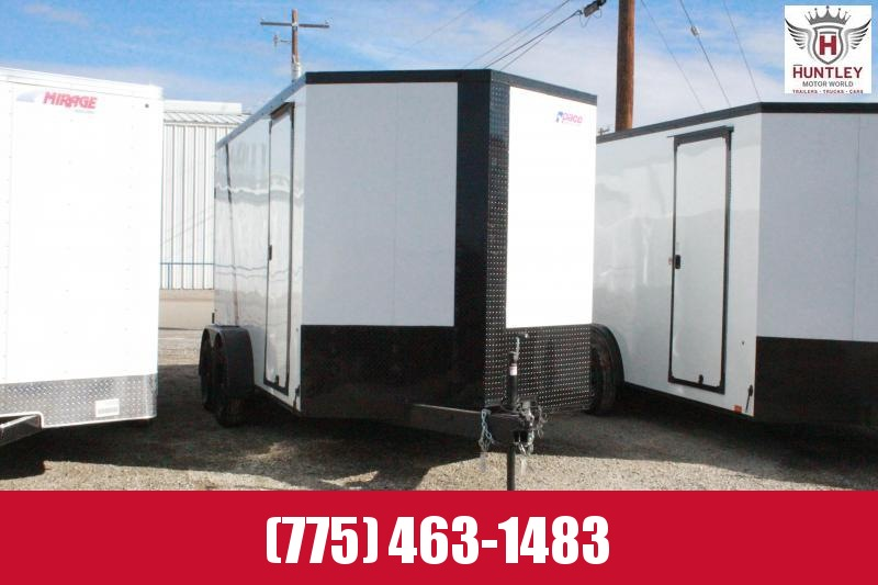 2021 Pace American PSCBC7.0X14TE2FF Enclosed Cargo Trailer $7495