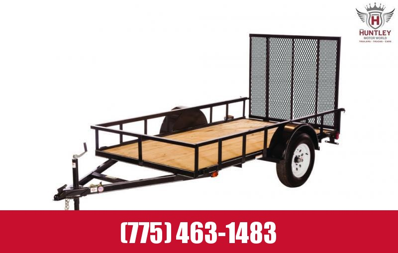5X8 2021 Carry-On Landscape / Utility Trailer