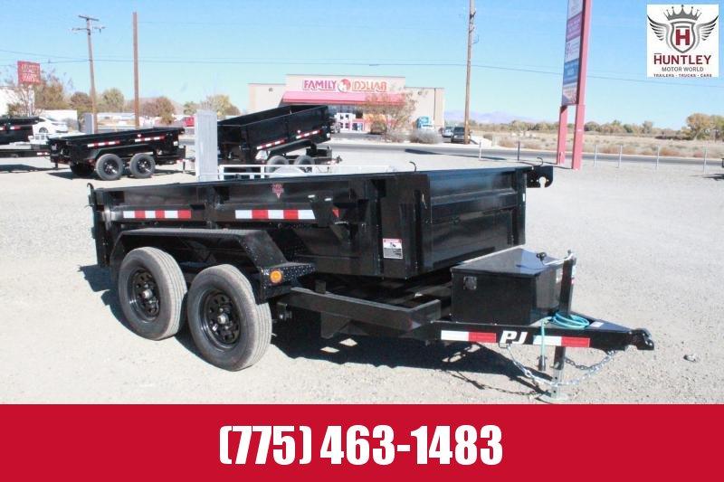 2021 PJ Trailers 60 in. Utility Dump (D5) Dump Trailer $5395