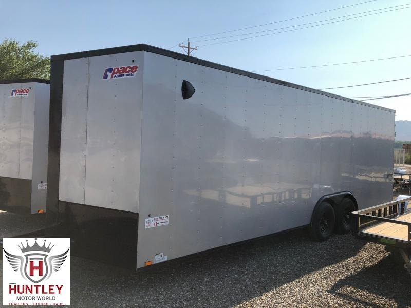 2022 Pace American Journey Auto Flat  Car / Racing Trailer