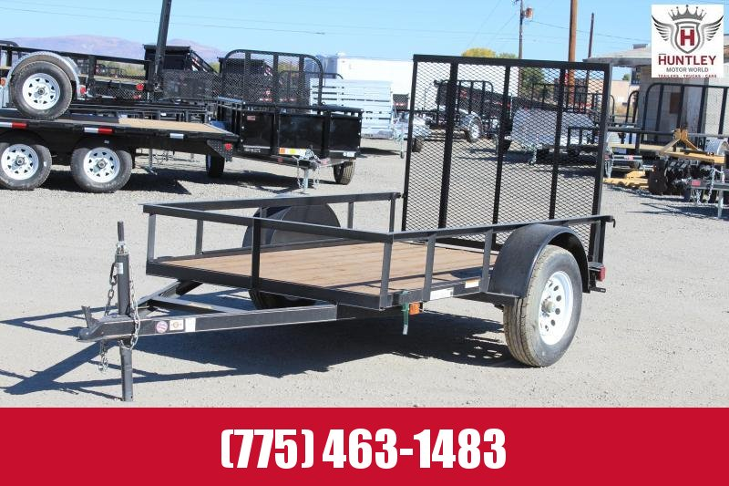 2020 Carry-On 5X8GW Utility Trailer $1195