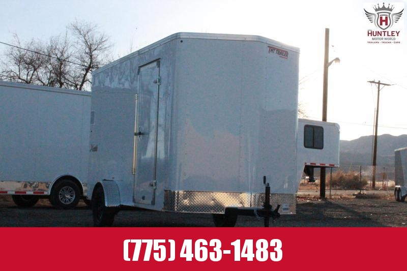 2021 Mirage Trailers Xpress 6X12 Enclosed Cargo Trailer $4295