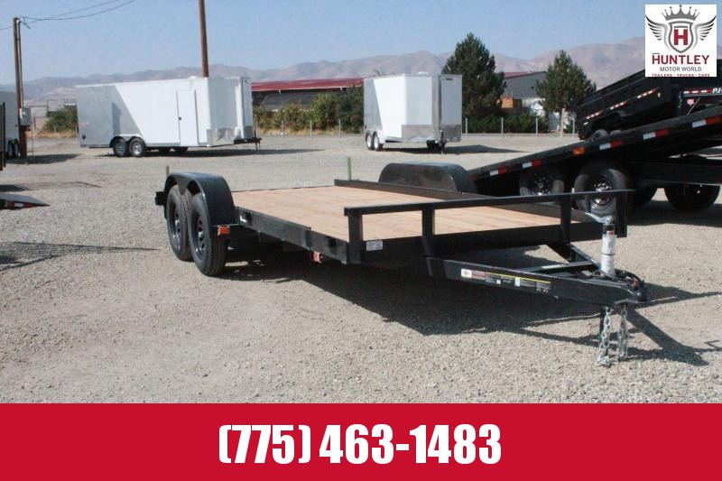 2020 Carry-On 7X16 CH2BRK Car / Racing Trailer $2995