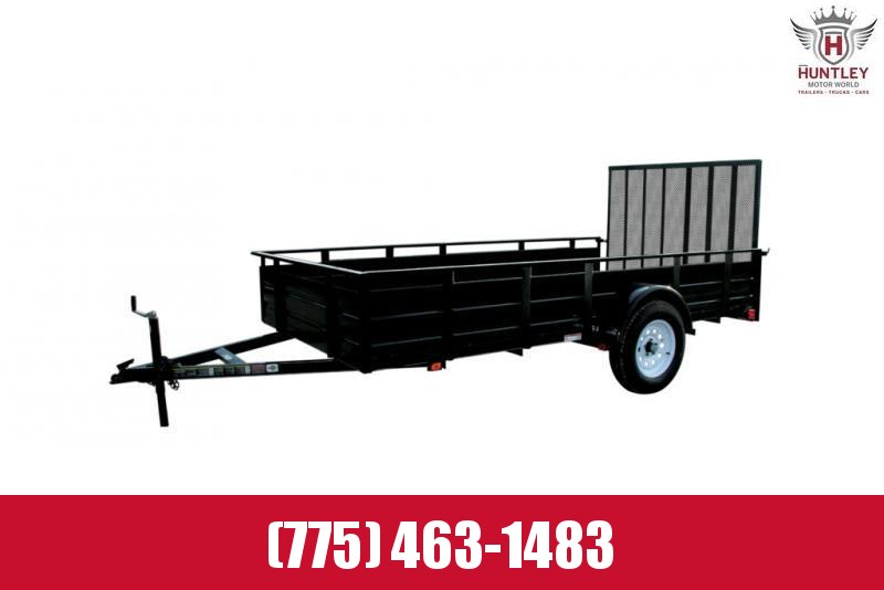 6X12SSG 2021 Carry-On Landscape Trailer