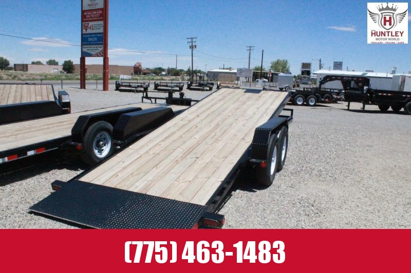 "2020 PJ Trailers 83""x 20' Full Power Tilt Trailer"