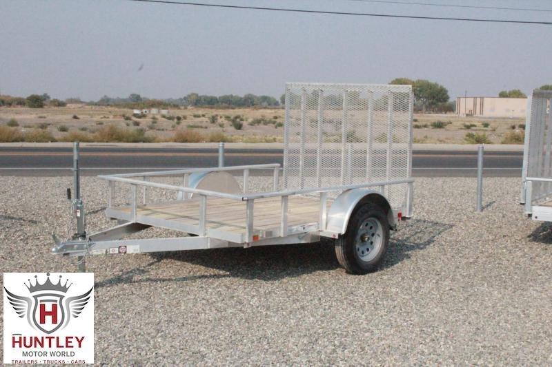 6X8 AGW Carry-On Utility Trailer