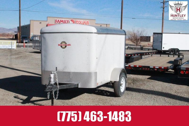 2021 Carry-On 5X8CGEC Enclosed Cargo Trailer $2295