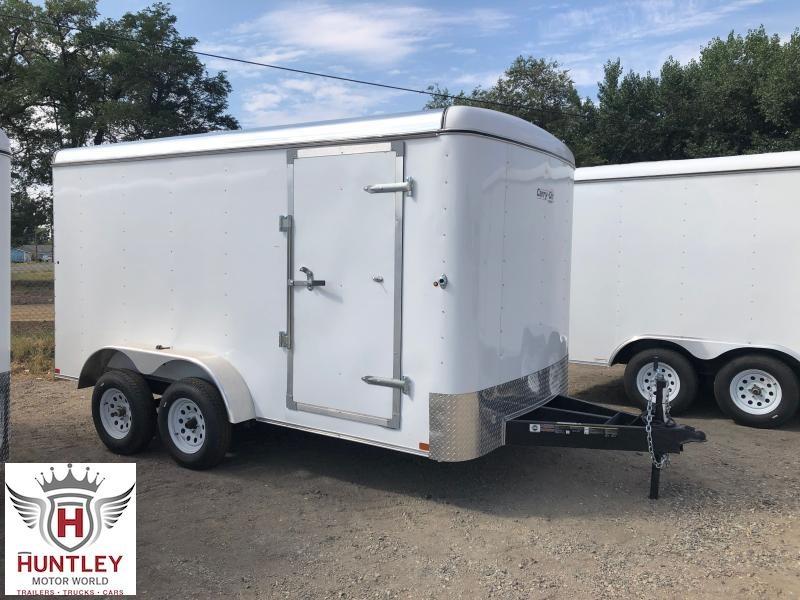 7X14 CGREC Carry-On Enclosed Cargo Trailer